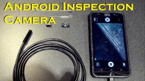 Endoscope Tube for Phones