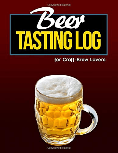 Beer Tasting Log for Craft-Brew Lovers